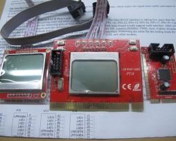 Card test Main PTi8